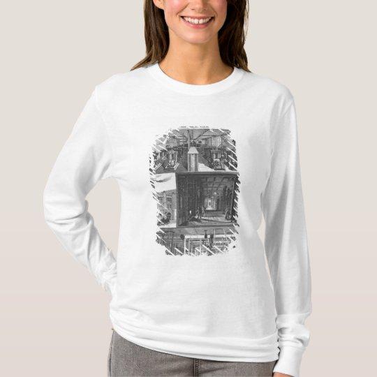 The Edison Electric Illuminating Co's Station T-Shirt