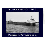 The Edmund Fitzgerald on the St. Clair River