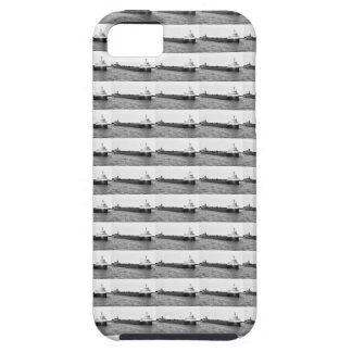 The Edmund Fitzgerald on the St. Clair River iPhone 5 Cover