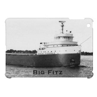 The Edmund Fitzgerald on the St. Clair River iPad Mini Case