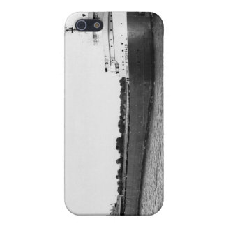 The Edmund Fitzgerald on the St. Clair River iPhone 5/5S Covers