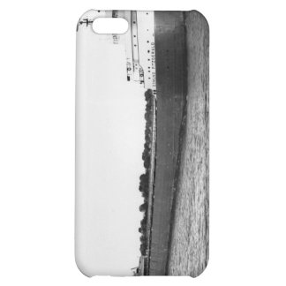 The Edmund Fitzgerald on the St. Clair River iPhone 5C Covers