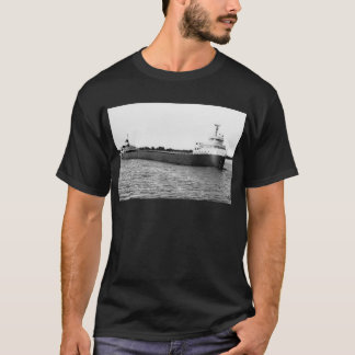 The Edmund Fitzgerald on the St. Clair River T-Shirt