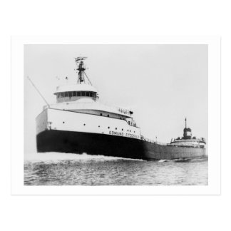 The Edmund Fitzgerald Postcard