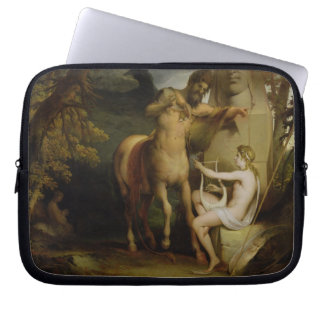 The Education of Achilles, c.1772 (oil on canvas) Computer Sleeve