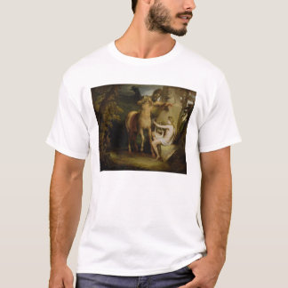 The Education of Achilles, c.1772 (oil on canvas) T-Shirt