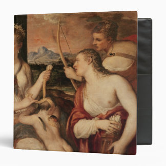 The Education of Cupid, c.1565 Binder