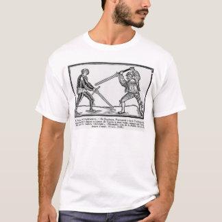 The Education of Pantagruel, illustration T-Shirt