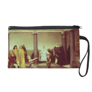 The Education of the Children of Clothilde and Clo Wristlets