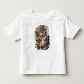 The Education of the Virgin Toddler T-shirt