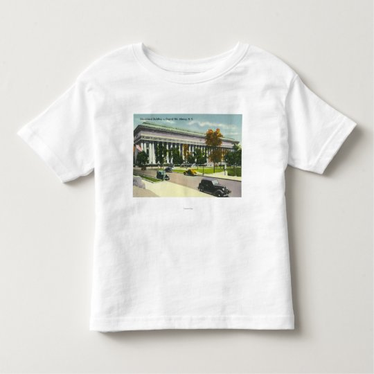 The Educational Bldg, Capitol Hill # 2 Toddler T-shirt