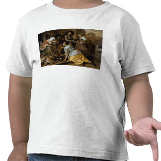The Effects of Intemperance, c.1663-65 Tee Shirt