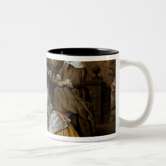The Effects of Intemperance, c.1663-65 Two-Tone Coffee Mug