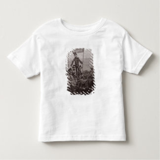The Effigy of the Last Landlord Toddler T-shirt