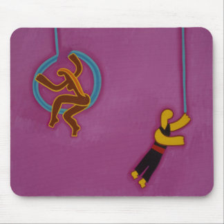 The Effortless Dance 2007 Mouse Pad