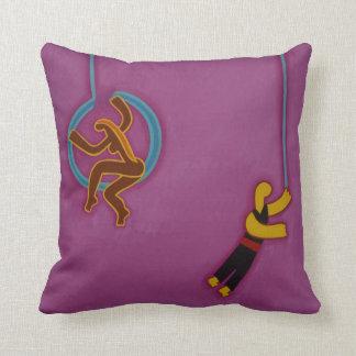 The Effortless Dance 2007 Pillow
