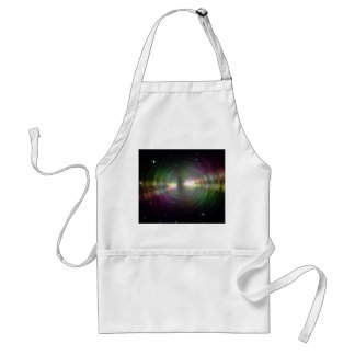 The Egg Nebula Adult Apron