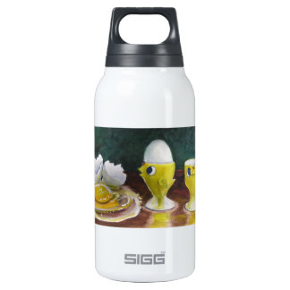The Egghead and the Airhead Thermos Water Bottle