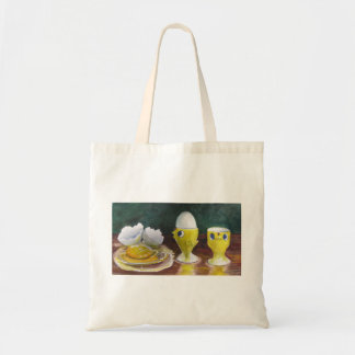 The Egghead and the Airhead Tote Bag