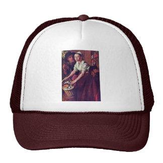 The Eggs Dealer By Beuckelaer Joachim (Best Qualit Hat