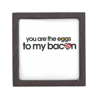 The eggs to my Bacon Premium Gift Box