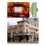 The Egyptian Theatre - Boise Idaho Postcard
