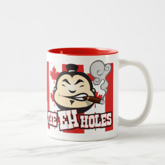 The EH Holes Coffee Mug