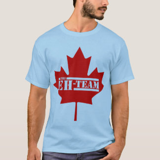 The Eh Team Canada Maple Leaf T-Shirt