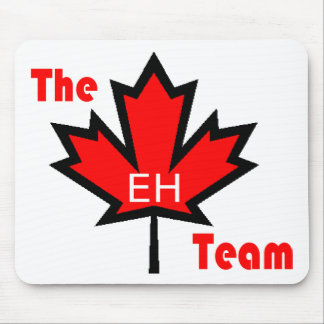 the eh team mouse pad