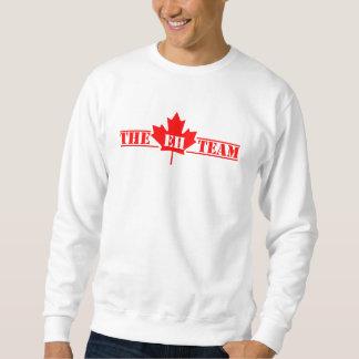 The Eh Team Pull Over Sweatshirt