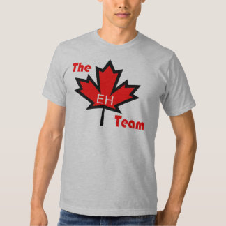 the eh team shirts