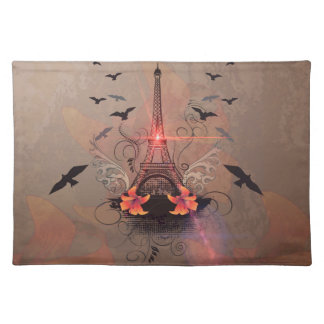 The Eiffel Cloth Placemat
