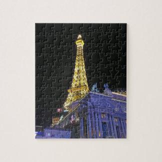 The Eiffel Jigsaw Puzzle