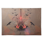 The Eiffel Placemat