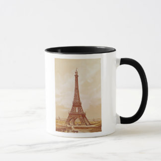 The Eiffel Tower, 1889 Mug