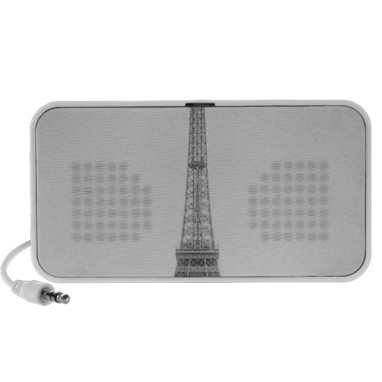 The Eiffel Tower 2 Portable Speaker