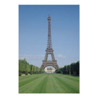 The Eiffel Tower 2 Poster