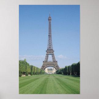 The Eiffel Tower 2 Print