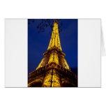 The_Eiffel_Tower_at_night Cards