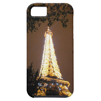 The Eiffel Tower at Night iPhone 5 Cover