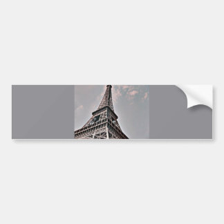 The Eiffel Tower Bumper Sticker
