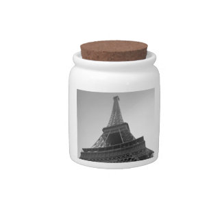 The Eiffel Tower Candy Dishes