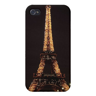 The Eiffel Tower Case For iPhone 4