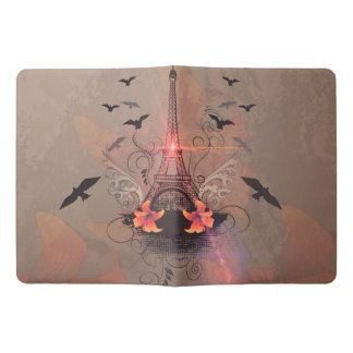 The Eiffel Tower Extra Large Moleskine Notebook Cover With Notebook