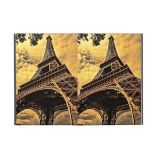 The Eiffel tower in Paris France Case For iPad Mini