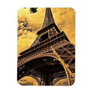 The Eiffel tower in Paris France Magnet