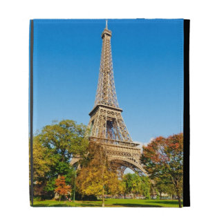 The Eiffel Tower iPad Cases