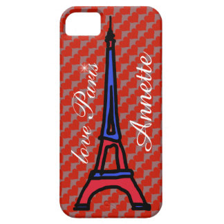The Eiffel Tower. love Paris iPhone 5 Cases