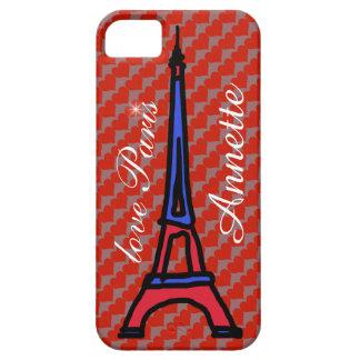 The Eiffel Tower. love Paris iPhone SE/5/5s Case