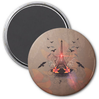 The Eiffel Tower Magnet